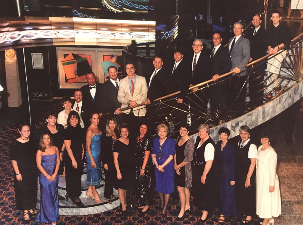 Gunter Pest Company Cruise in the early 2000s