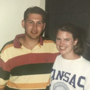 Jeremiah while attending K State University and working for Gunter in the summers.