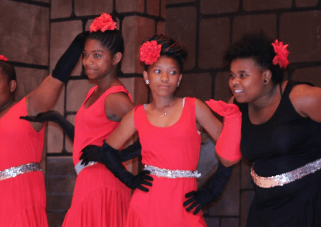 Em's Spotlight is always bringing the joy of dance to children of limited opportunities