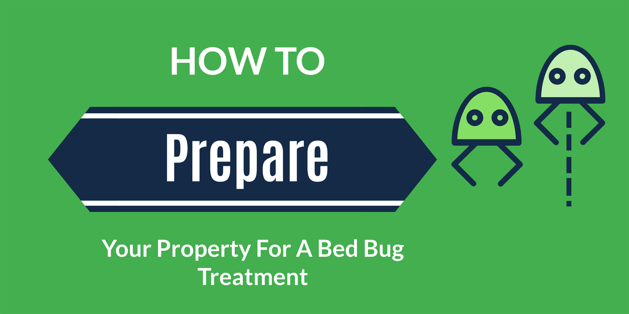 How To Prepare Your Property For A Bed Bug Treatment