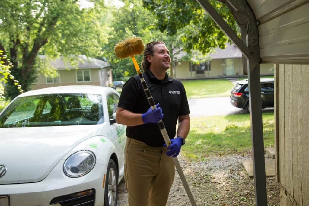 The Gunter Pest & Lawn Difference