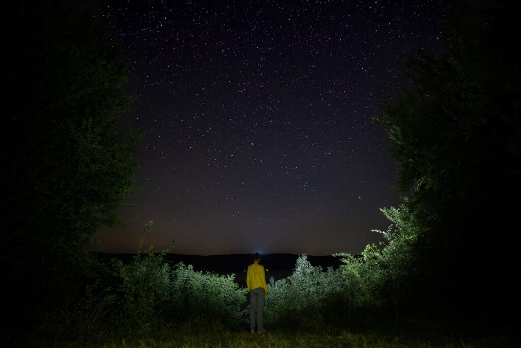Watch The Night Sky